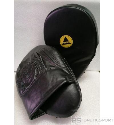 Boksa ķepas  2gb/ pāris  - āda / boxing pads - pair/ leather