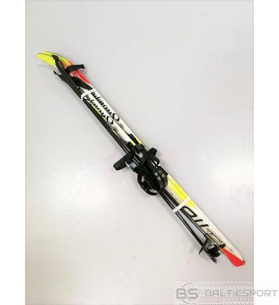 Bērnu Distanču slēpes 110cm /  komplekts  / Kids crosscountry ski set 110cm