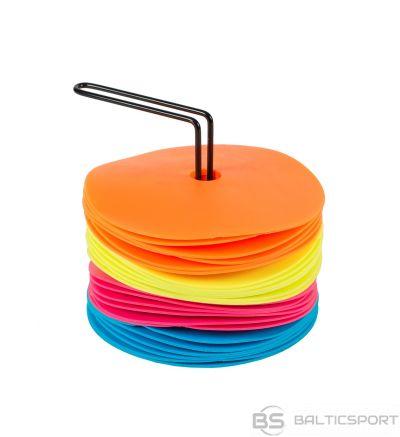 Neona krāsas marķieri 24 gabalu komplekts
