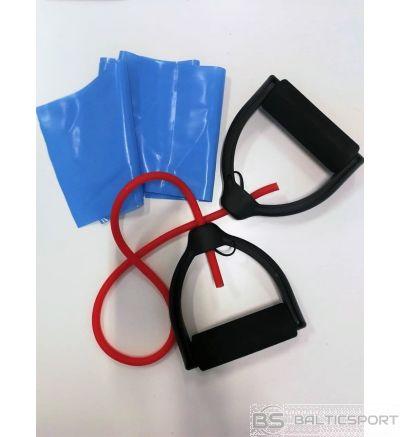 ROKTURIS gumijas espanderim ( fitnesa lentām, gumijas espanderim) -1 GB