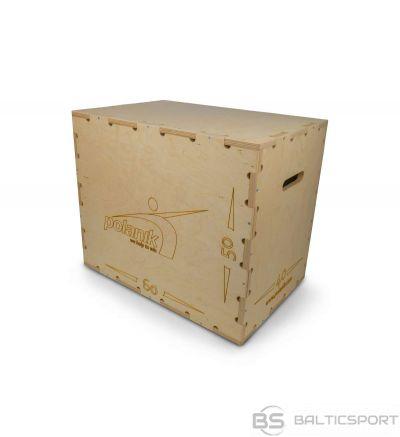 Polanic Plyobox kaste, pliometriskā kaste