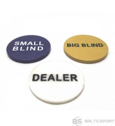 Pokera žetoni Dealer