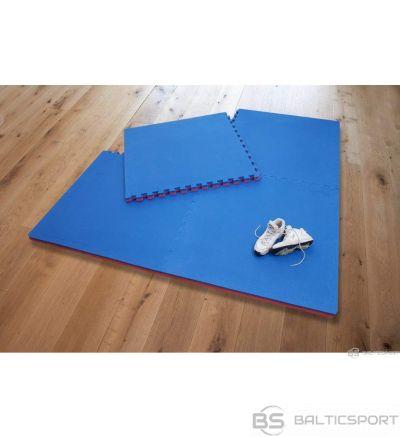 Sporta paklājs, puzles - 1m x 1m 2cm biezs