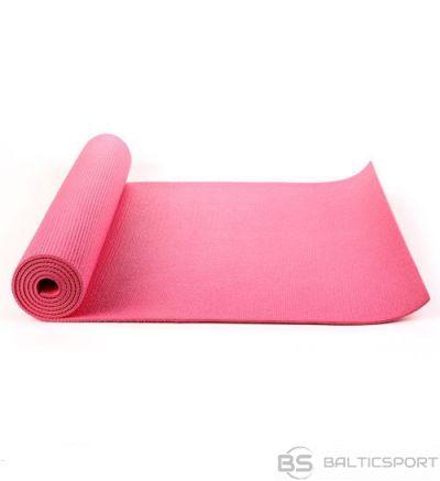 Jogas fitnesa paklājs vingrošanai 173cmX60cmX0,6cm