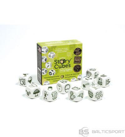Spēle Rory's Story Cubes: Voyages, stāstu kauliņi