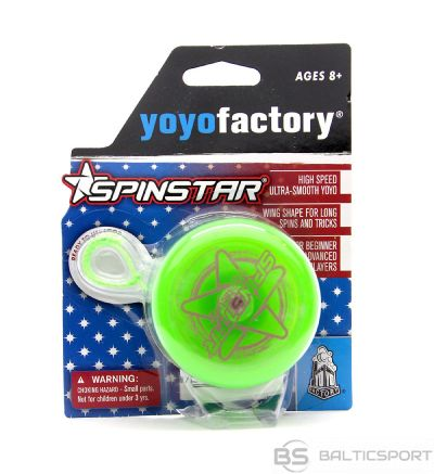 YoYo Spinstar - Green
