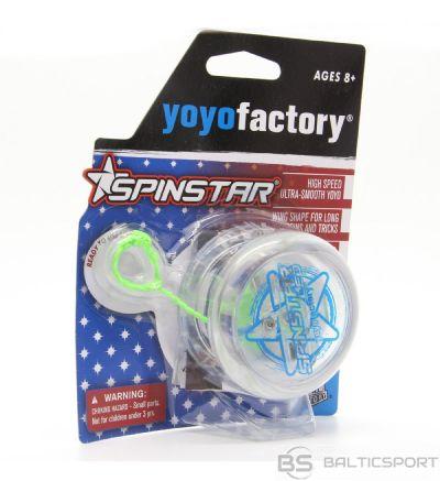 YoYo LED Spinstar - Clear/blue light