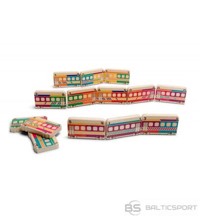 Spēle Domino Train BS, domino vilciens