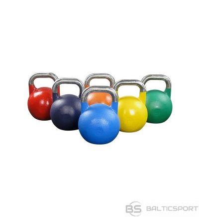 Svaru bumbas - sacensību 8 - 32 kg