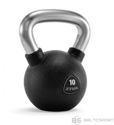 SVARU BUMBA SL VIRGIN RUBBER KETTLEBELL  4 - 40kg