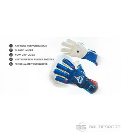 Futbola vārtsargu cimdi Select 88 Pro Grip 2020 Negative Cut