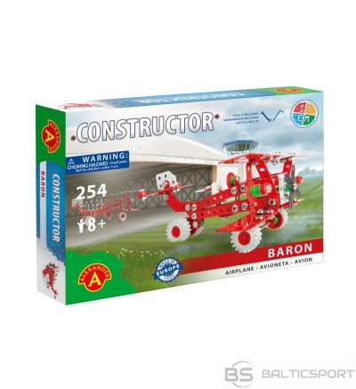 Konstruktors-BARON (RETRO PLANE)