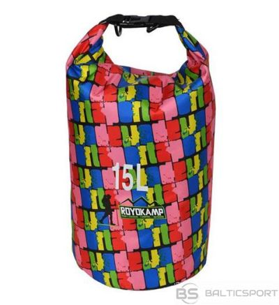 Ūdens necaurlaidīga soma 15 l Royokamp