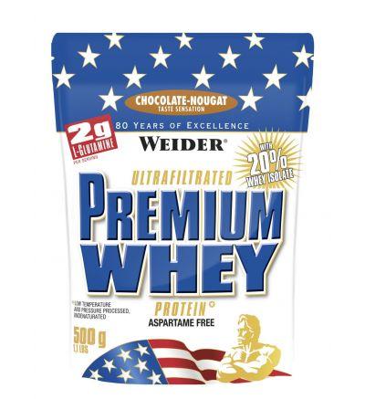 Weider Premium Whey Pro - Šokolādes / 500 g