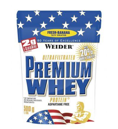 Weider Premium Whey Pro - Banānu / 500 g