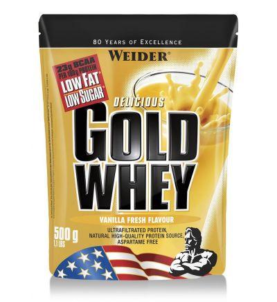 Weider Gold Whey 500 g - Vaniļas / 500 g