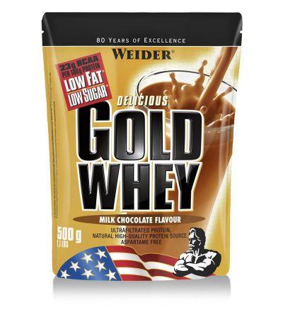 Weider Gold Whey 500 g - Šokolādes / 500 g