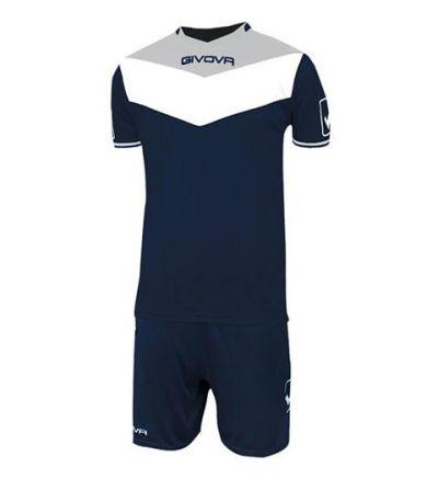 Givova Kit Campo futbola forma - tumši zils